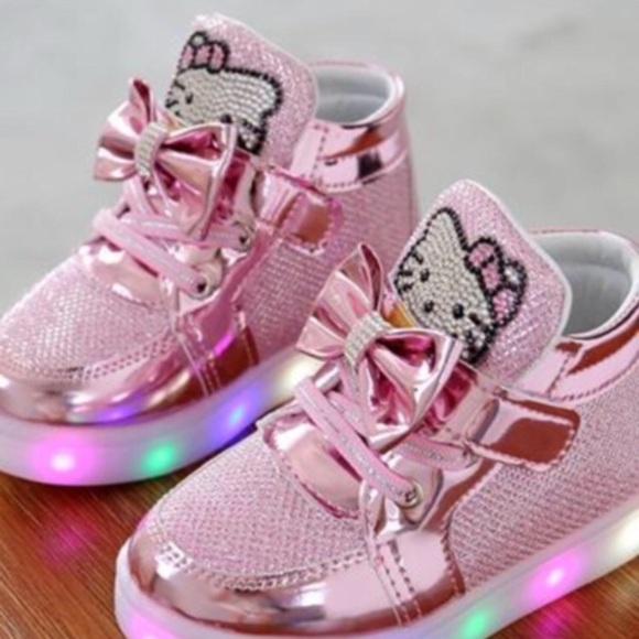 7c Girls Light Up Tennis Shoes   Poshmark